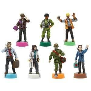 Z-man Games Pandemic 10th Anniversary Edition Painted Figures