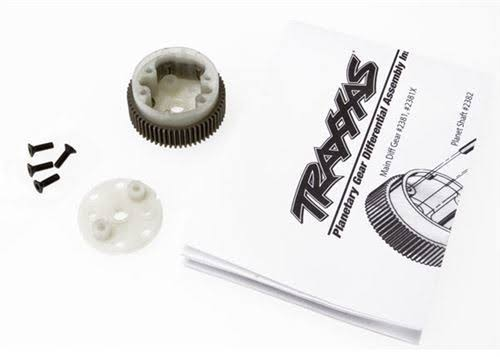 Traxxas 2381X Main Diff w/Steel Ring Gear
