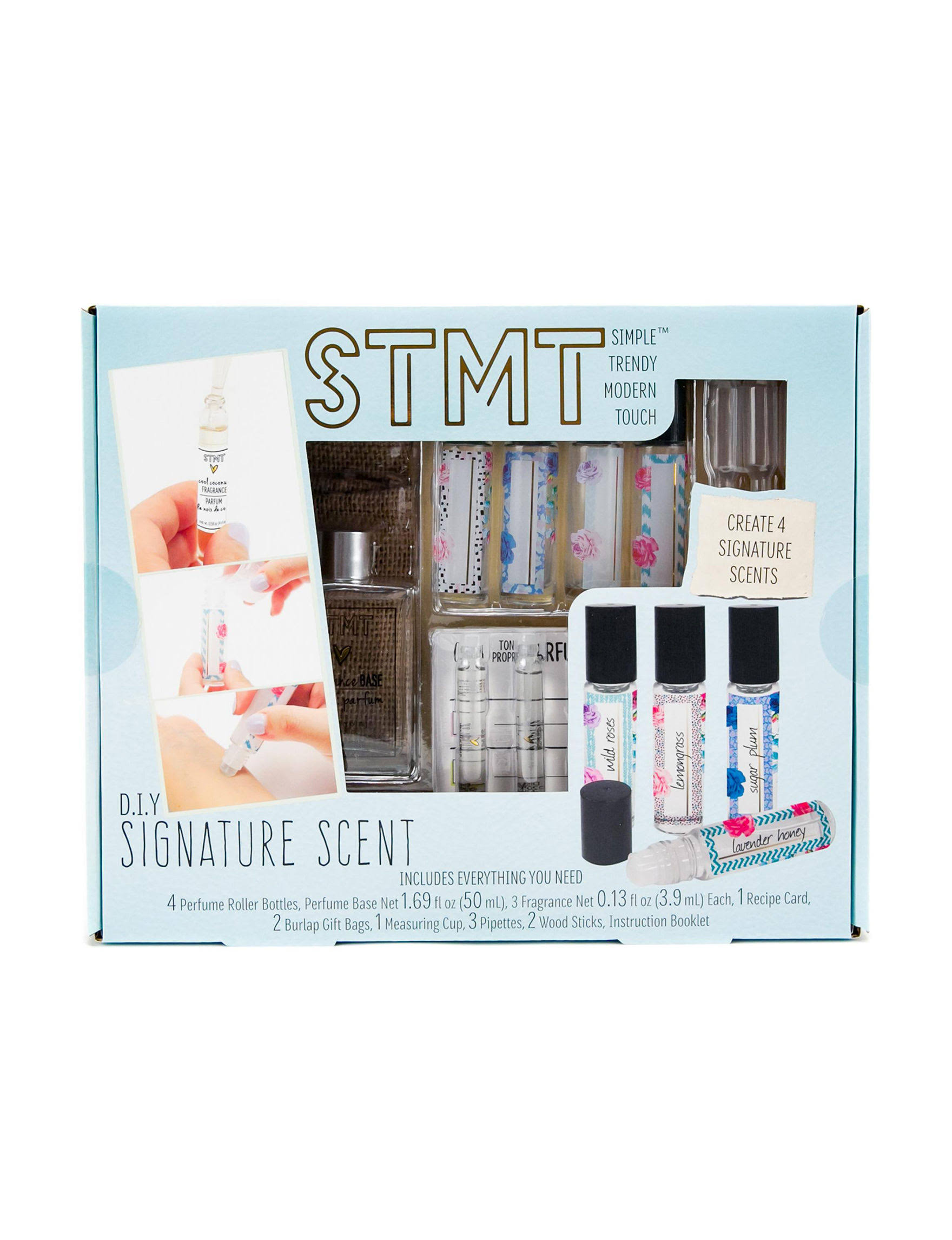 Horizon Group USA STMT Signature Scent Art and Craft Kit