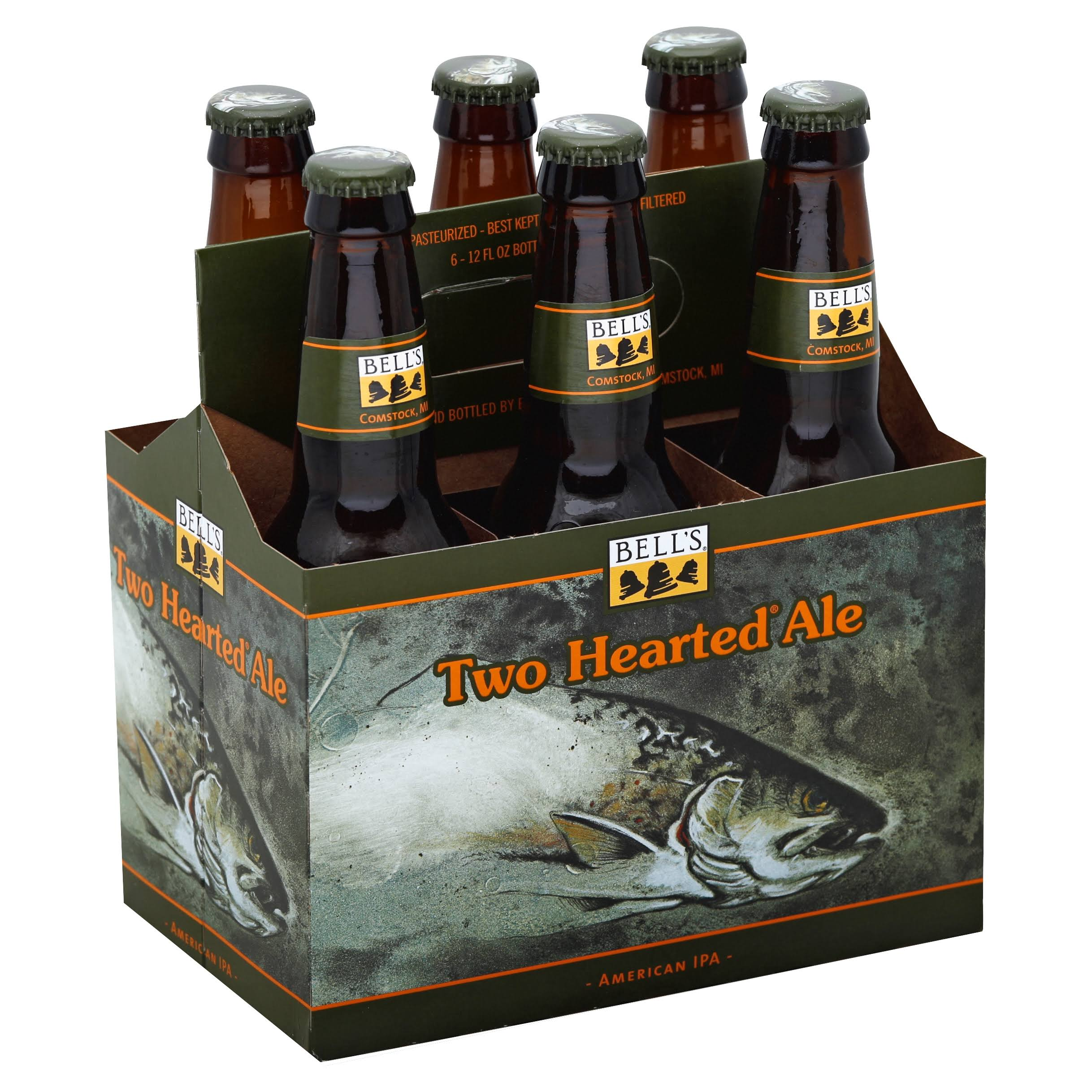 Bell's Two Hearted Ale - 6 Pack