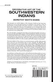 Southwest Decoratives Quilt Shop by Decorative Art Of The Southwestern Indians Dover Pictorial