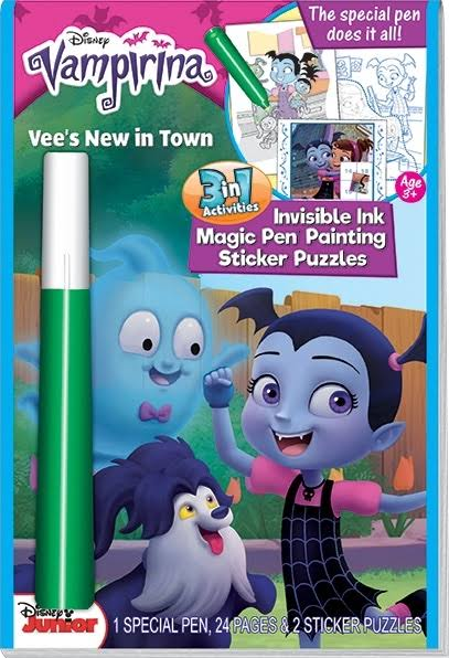 Disney Vampirina Magic Ink