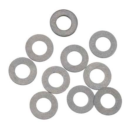 Axial Wraith Replacement Rock Racer Crawler Washer - 4mm x 8mm x 1mm, 10pk