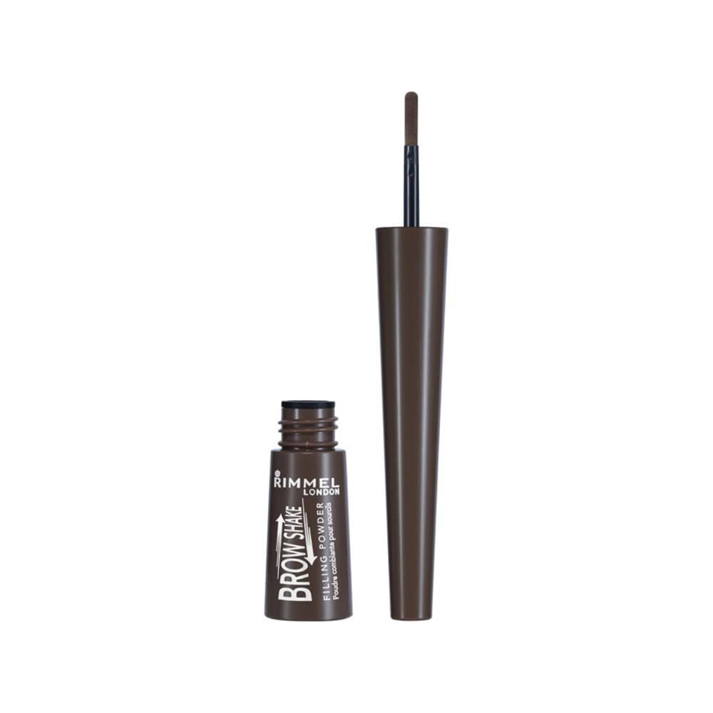 Rimmel London Brow This Way Brow Filling Powder 003 Dark Brown - 0.7g