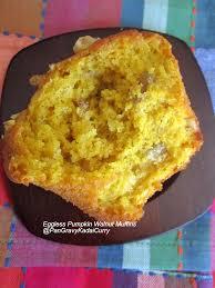 Downeast Maine Pumpkin Bread by Pan Gravy Kadai Curry Eggless Breakfast Pumpkin Walnut