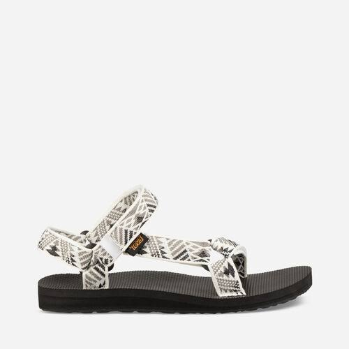 Teva Original Universal (Boomerang White/Grey) Women's Sandals
