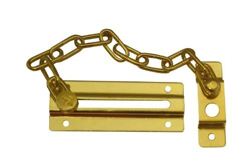 Polished Brass Door Chain