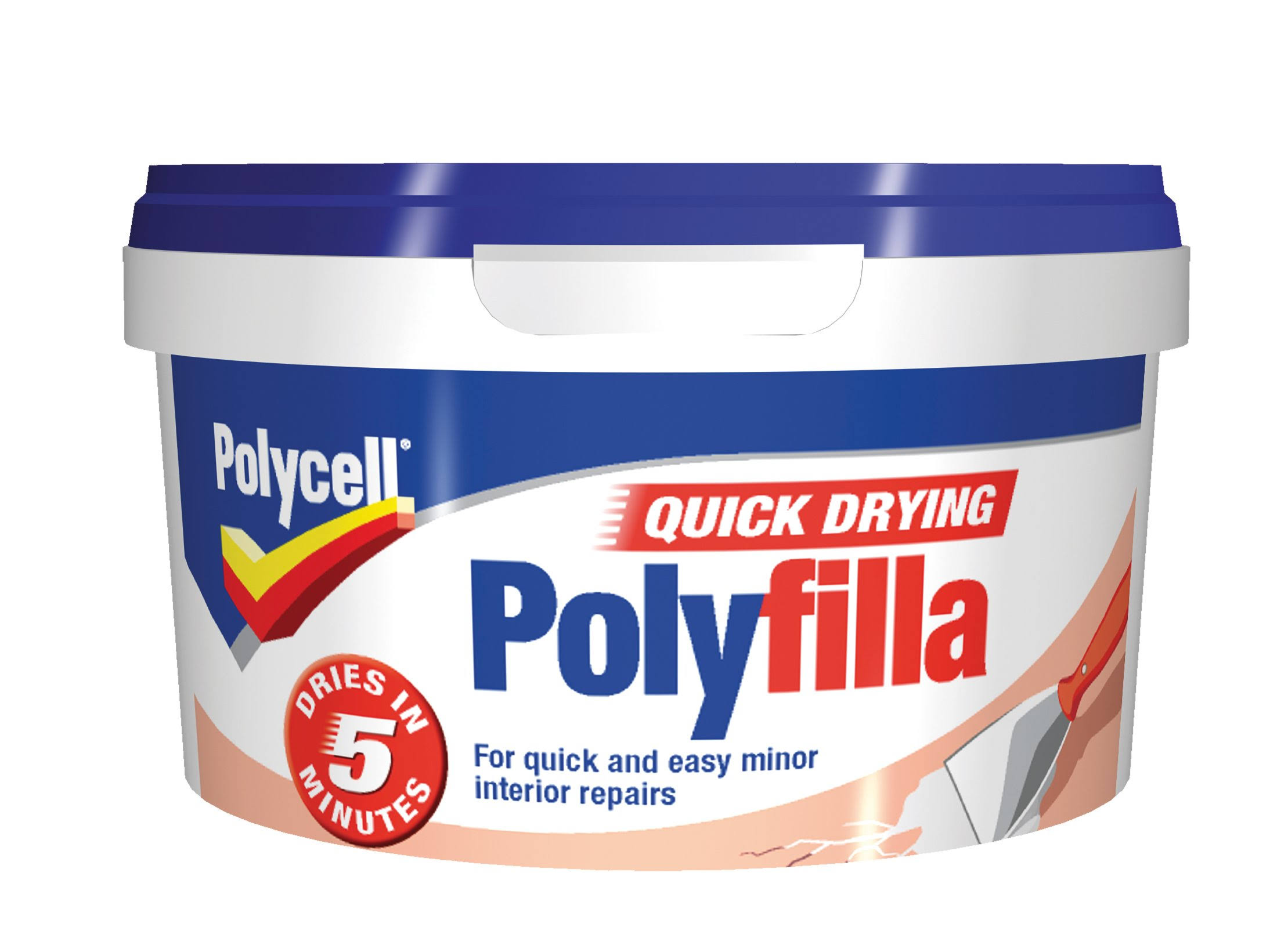Polycell Quick Drying Filler