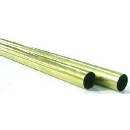 "K and S Round Brass Tube - 3/32"" x 36"""