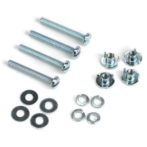Dubro Mount Bolt/Nuts 2-56 (4) 125
