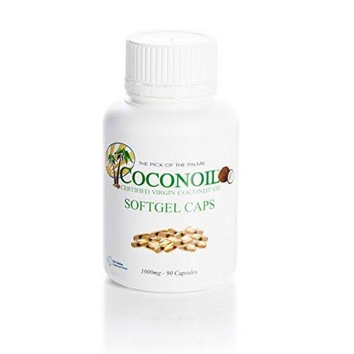 The Pick of the Palms Coconoil - 1000mg, 90 Capsules