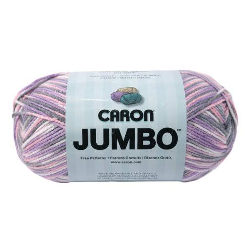 Caron Jumbo Ombre Yarn - Easter Basket, 12oz