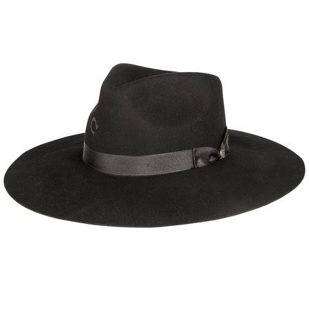 Charlie 1 Horse Women's Highway Wool Hat - Black / M