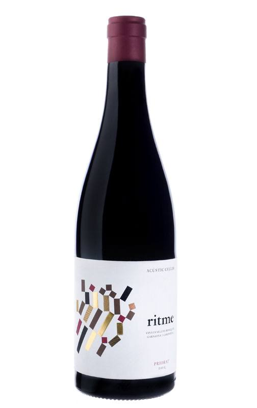 Acustic Celler Ritme Negre Priorat - Spain