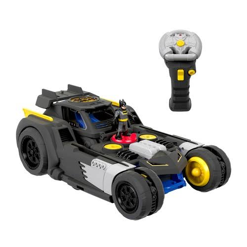 Imaginext DC Super Friends - Transforming Batmobile - RC