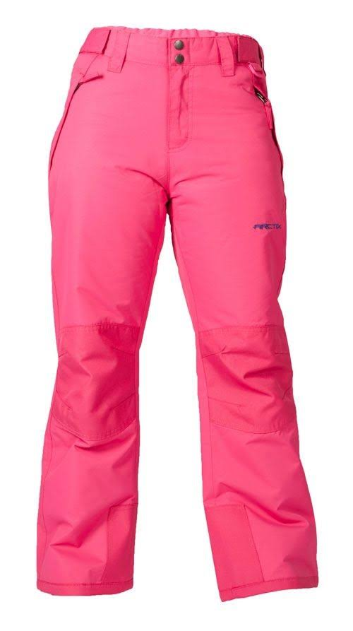 Arctix Girls' Reinforced Snow Pants