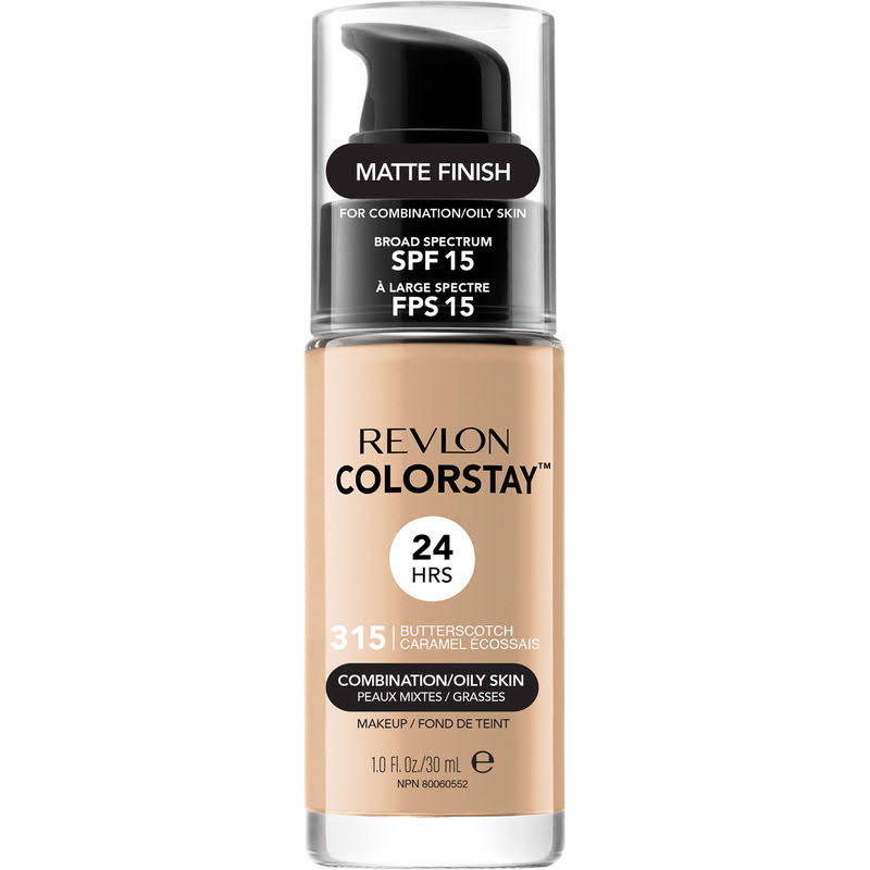 Revlon Color Stay Liquid Foundation - 1oz