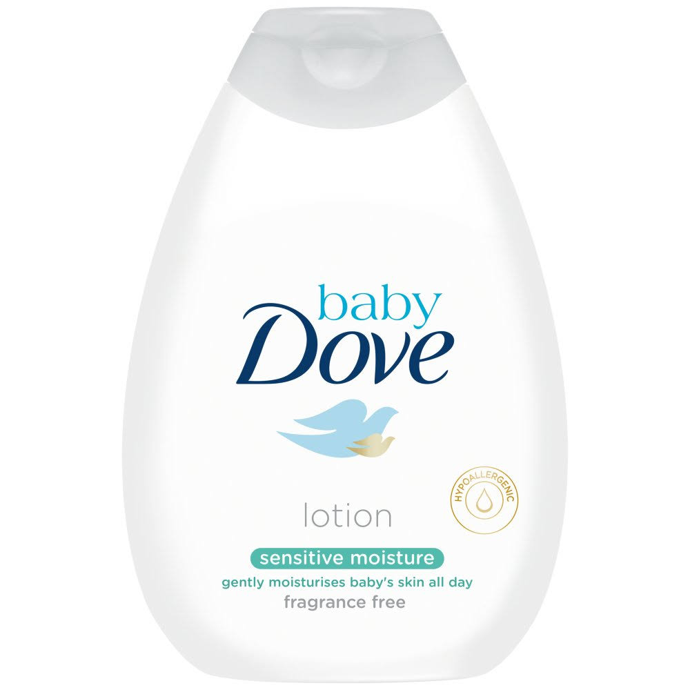 Baby Dove Sensitive Moisture Lotion 400ml