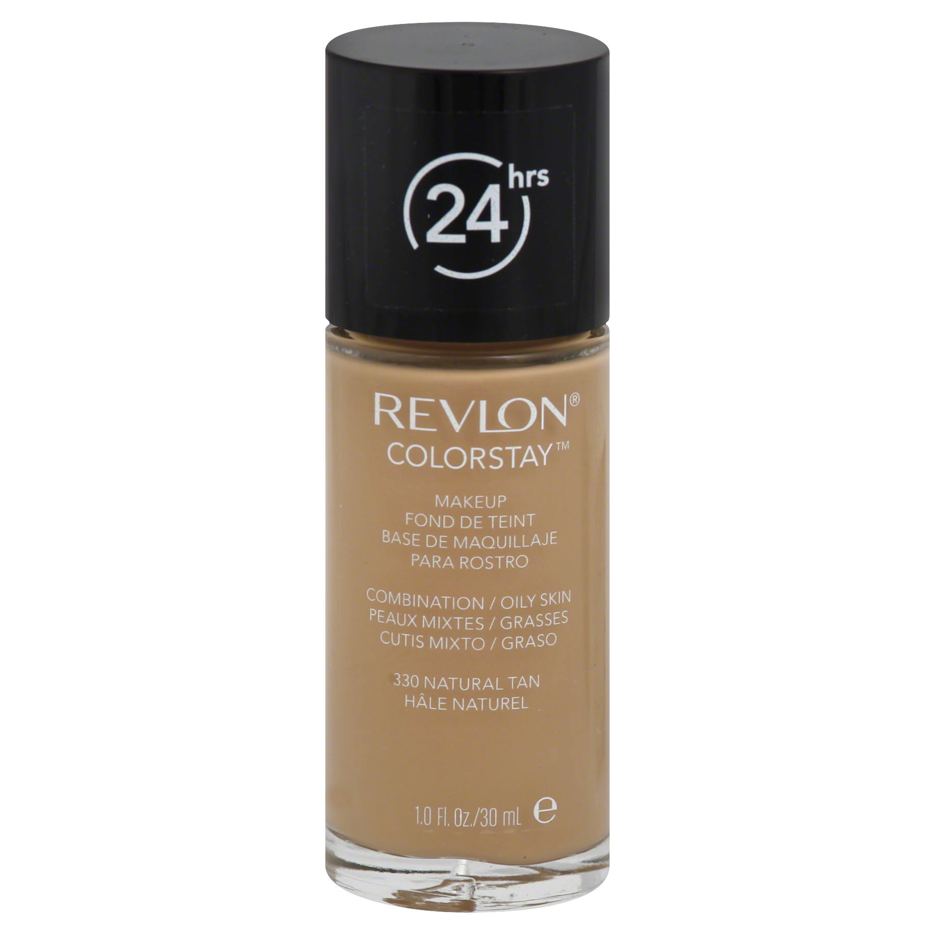 Revlon Colorstay Makeup Combination - Natural Tan, Oily Skin