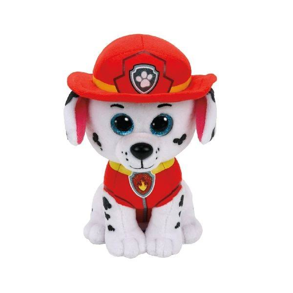 Ty Beanie Boos Marshall The Dog Paw Patrol Plush Toy - 6""