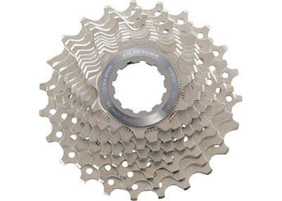 Shimano Ultegra 6700 12-23 Bicycle Cassette - 10 Speed, 12/23t
