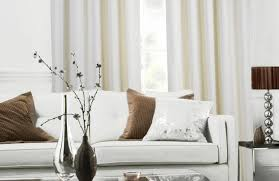 Modern Curtains For Living Room Uk by Curtains Cool Grey Curtain Ideas For Large Windows Modern Home