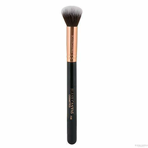 Blank Canvas Dimension Series F36 Round Cheek Brush In Rose Gold/Black