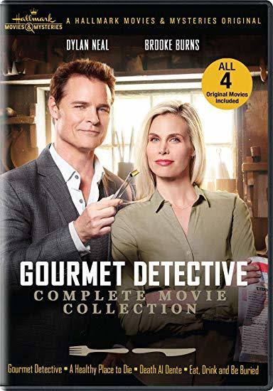 Gourmet Detective Complete Movie Collection - DVD