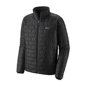 Patagonia Men's Insulated Nano Puff Jacket - Black, Large