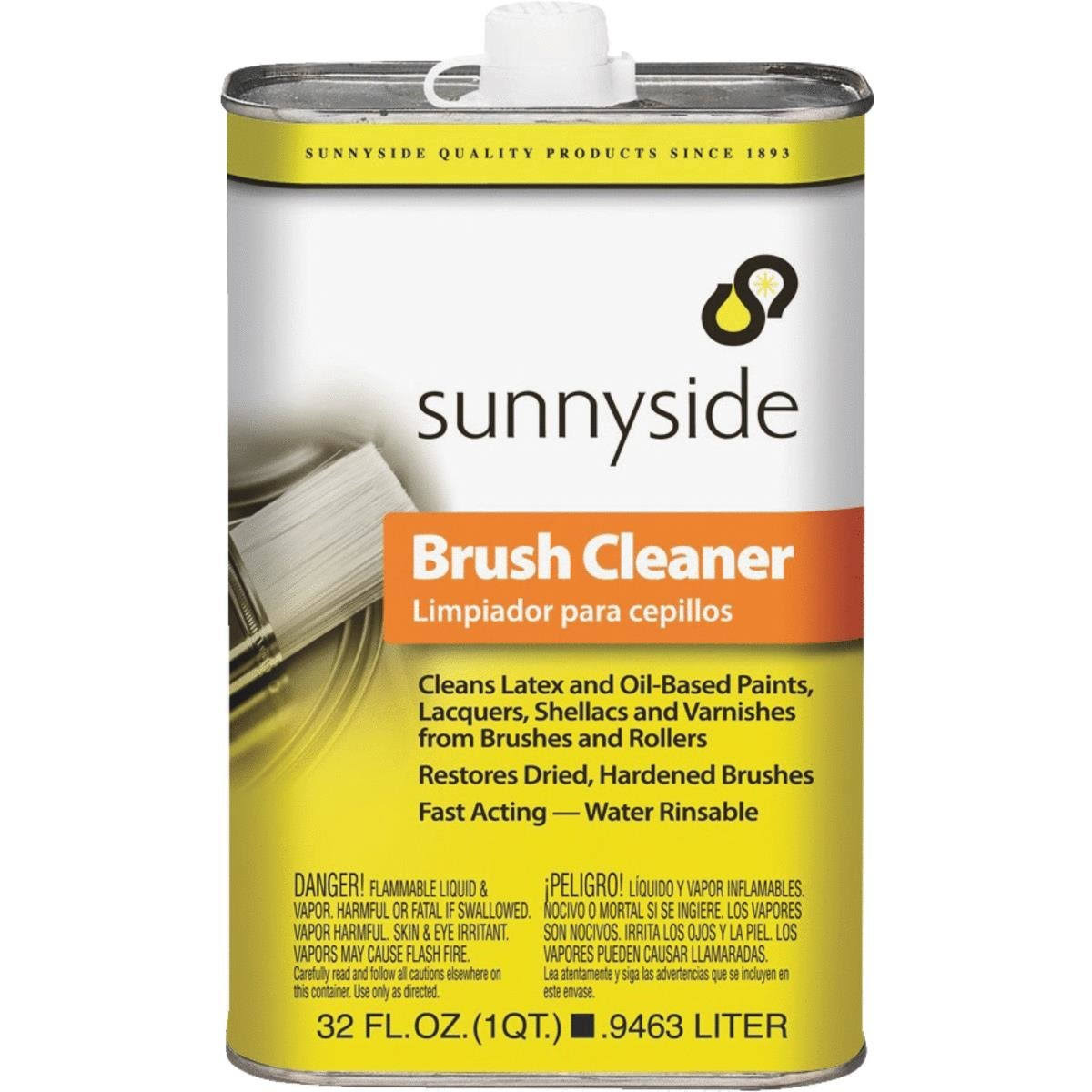 Sunnyside Brush Cleaner - .9463l