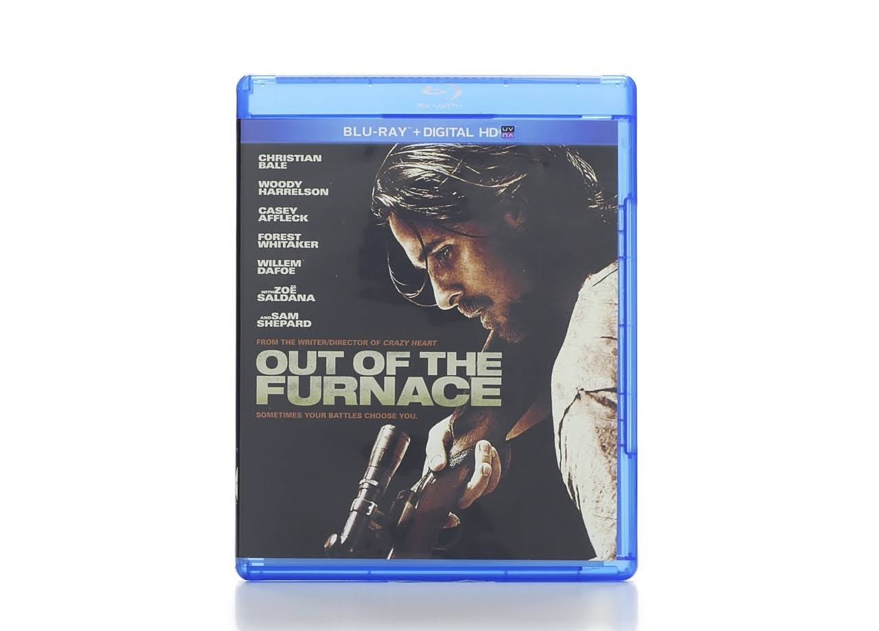 Out of the Furnace Bluray
