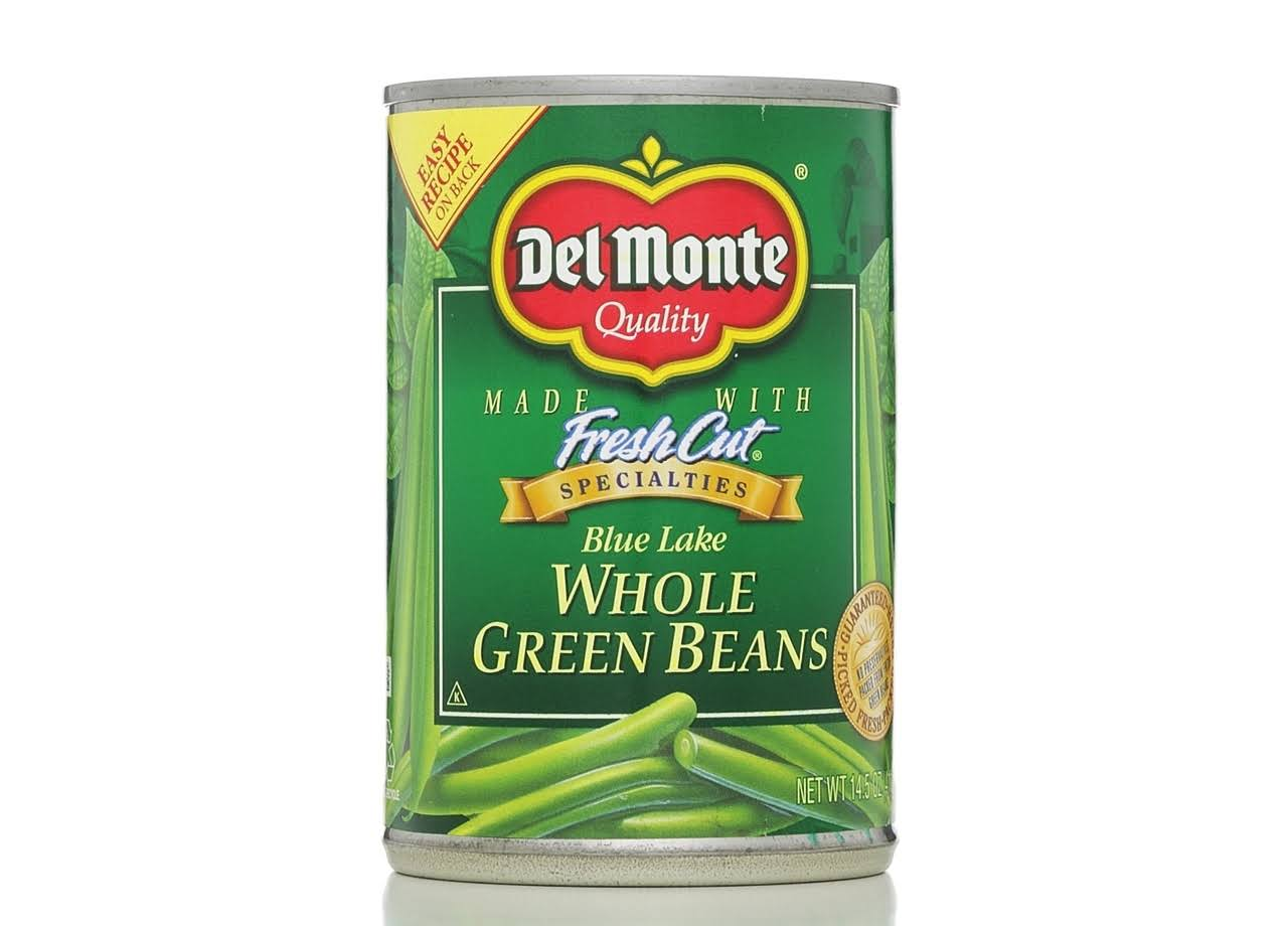 Del Monte FreshCut Harvest Selects Blue Lake Whole Green Beans - 14.5oz