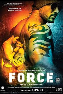 Force Hindi Movie Free Download 2011 720p BluRay