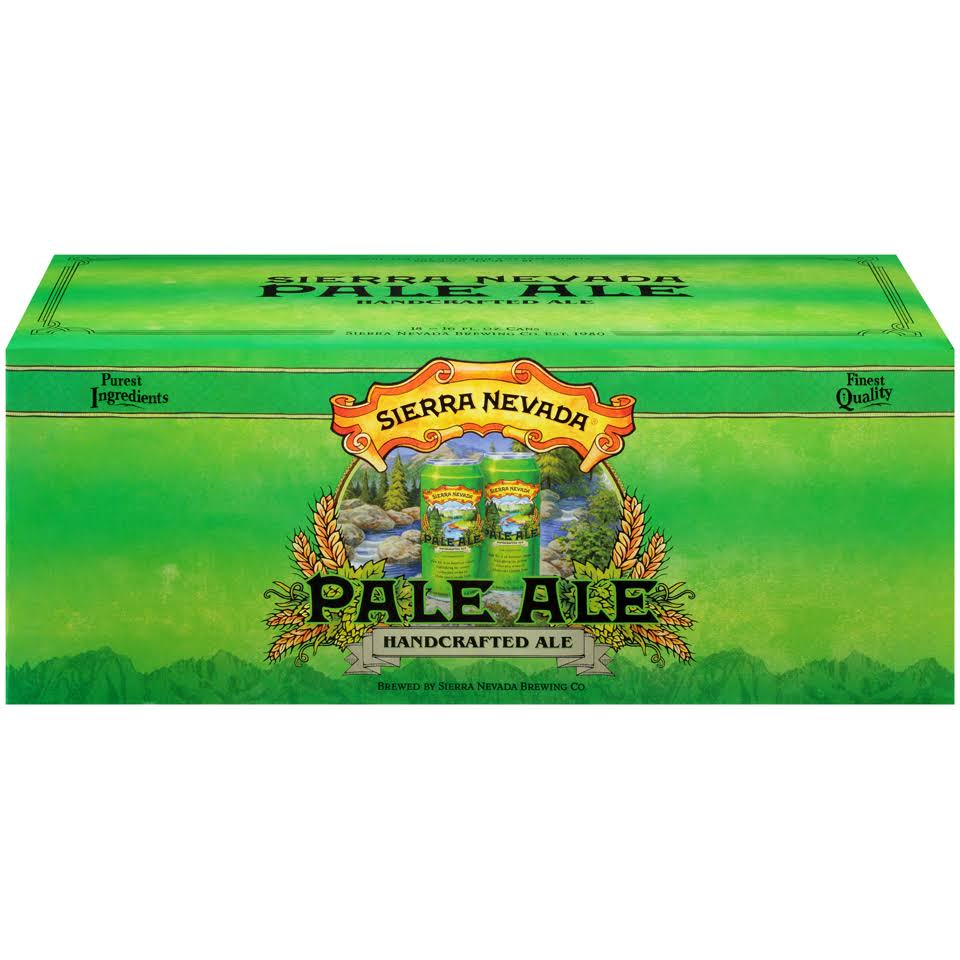 Pale Ale Handcrafted Ale Beer