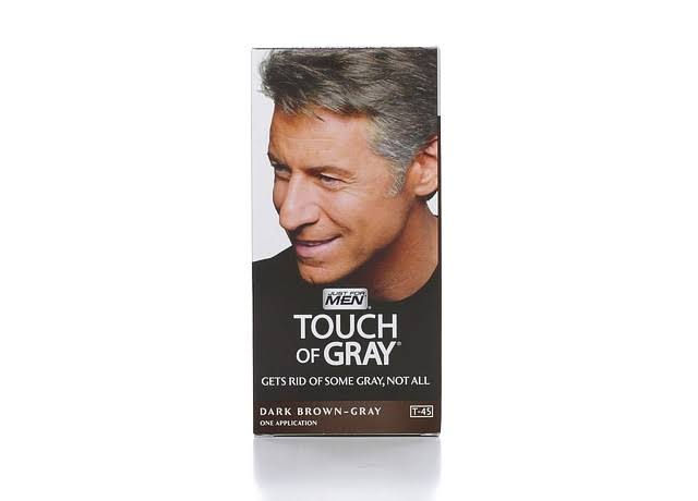 Just for Men Touch of Gray Hair Treatment - Dark Brown Gray