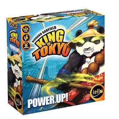 Iello King Of Tokyo Power Up