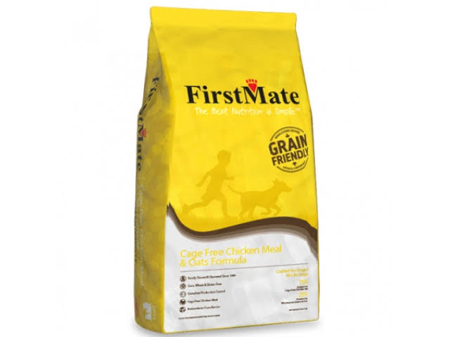 Firstmate Pet Foods Dog Food - Chicken Meal & Oats Formula