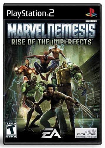 Marvel Nemesis: Rise of The Imperfects - PlayStation 2
