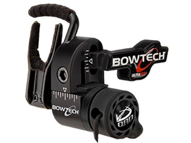 Qad Bowtech Ultrarest Archery Rests - Black, Right Hand