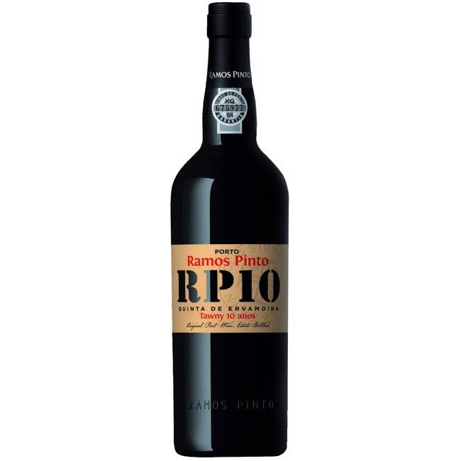 Ramos Pinto Quinta da Ervamoira 10 Year Old Tawny Port - Portugal