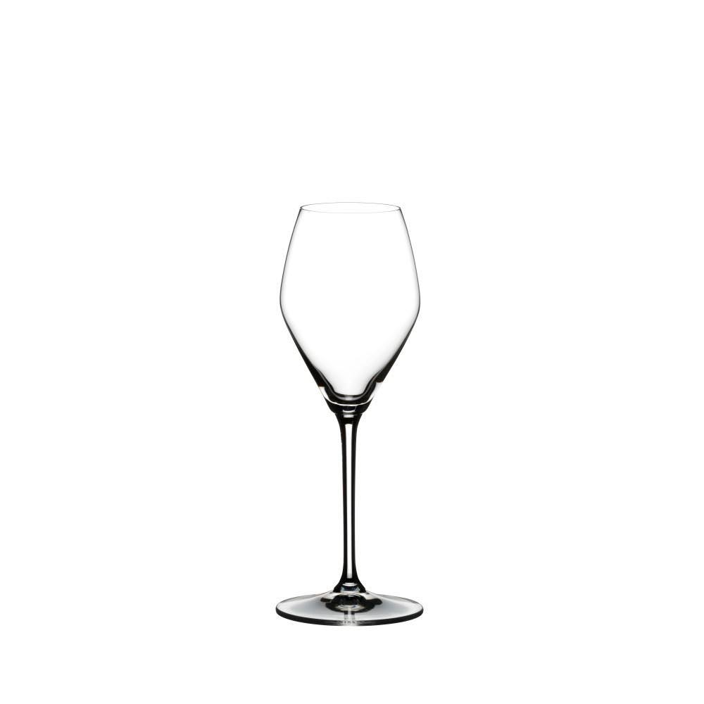 Riedel Vivant Prosecco Crystal Wine Glasses - 4 Set