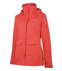 columbia women u0026 039 s longer miles jacket waterproof breathable