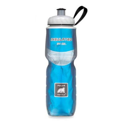 Polar Bottle Insulated Water Bottle - Blue