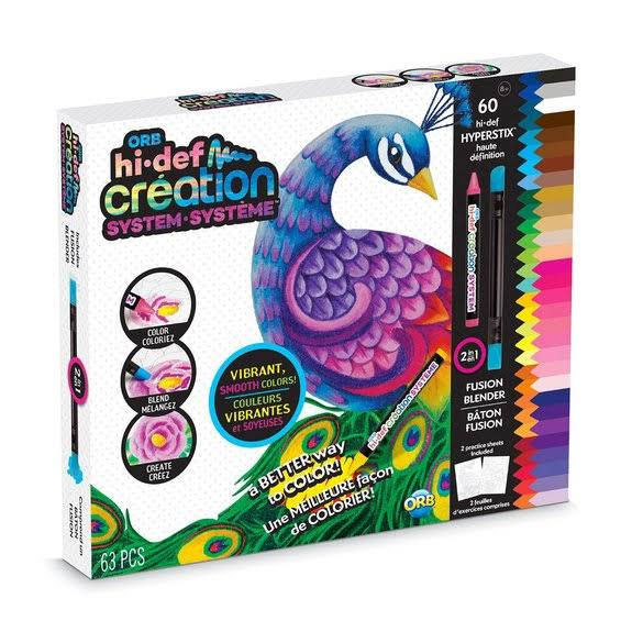 Orb Factory (The) 52737-Hi.def Creation System Toys/Spielzeug