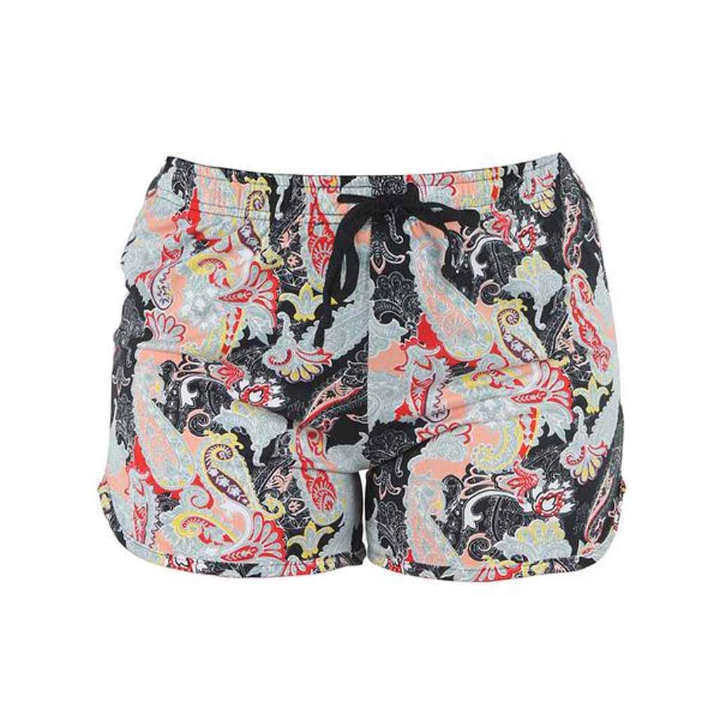 Hello Mello Midnight Paisley Women's Lounge Shorts [M/L]