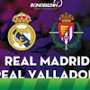 Kết quả Real Madrid vs Valladolid vòng 4 La Liga 2020/2021