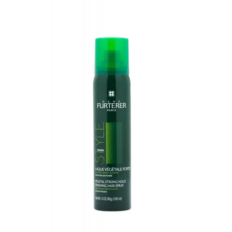 Rene Furterer Vegetal Strong Hold Finishing Hair Spray - 100ml