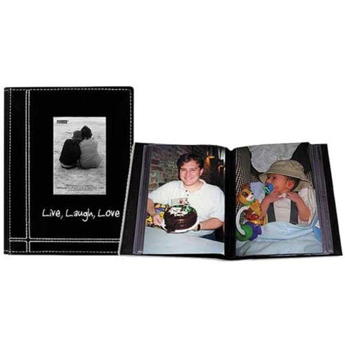 "Pioneer Live Love Laugh Photo Album - 4"" x 6"""