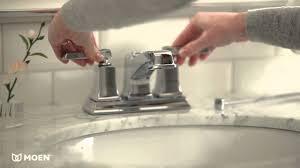 Moen Hands Free Lavatory Faucet by Boardwalk 2 Handle Bathroom Sink Faucet Moen Features Spotlight
