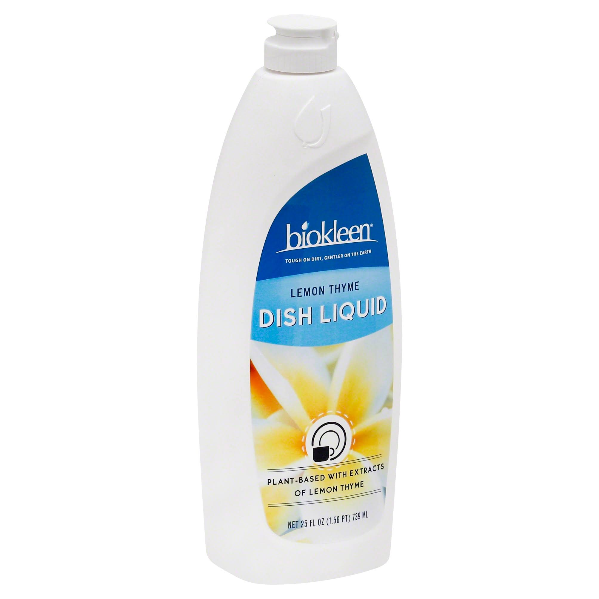 Biokleen Natural Dish Liquid - Lemon Thyme